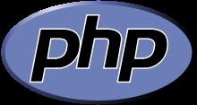 PHP Programming/Scripting Language Logo