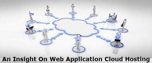 cloud hosting, web applications