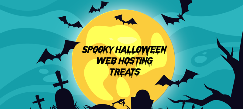 halloween web hosting treats