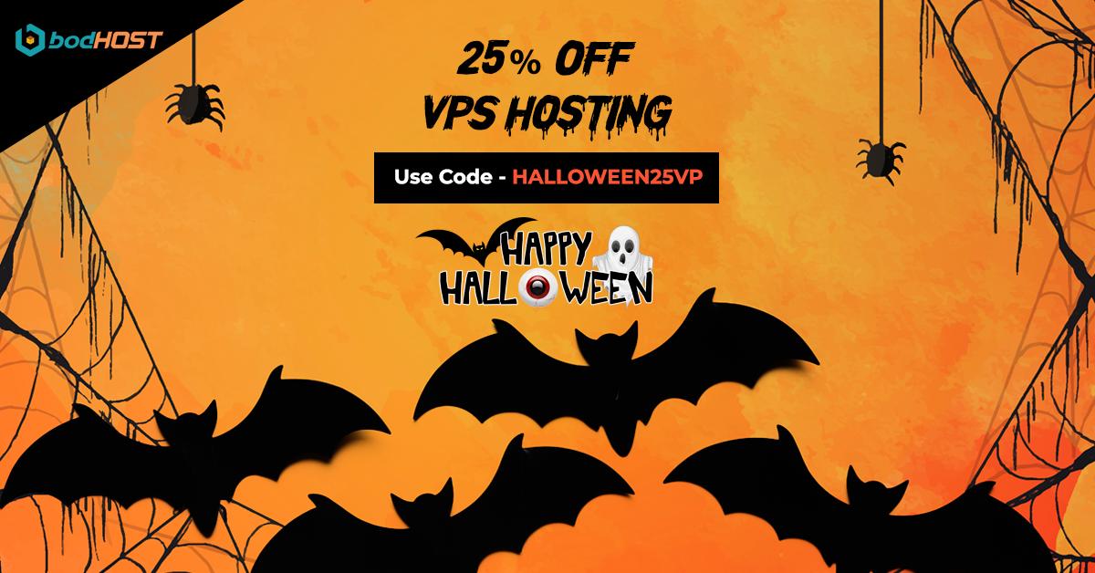 halloween vps hosting
