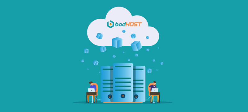 Data-Center - bodHOST
