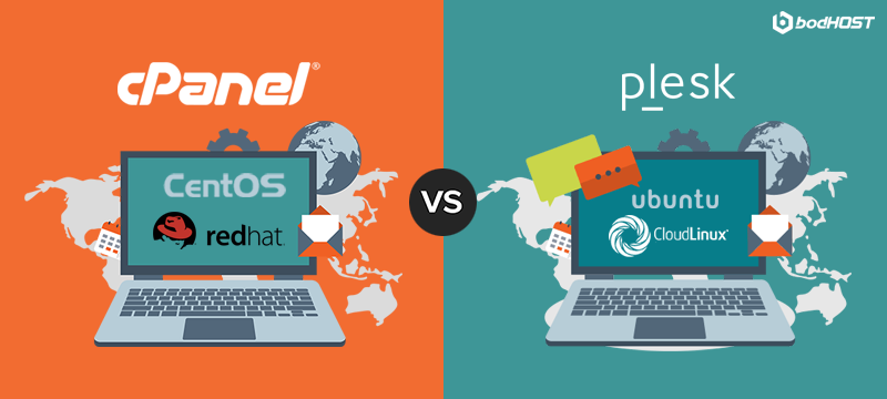 OPERATING SYSTEMS, cPanel vs Plesk