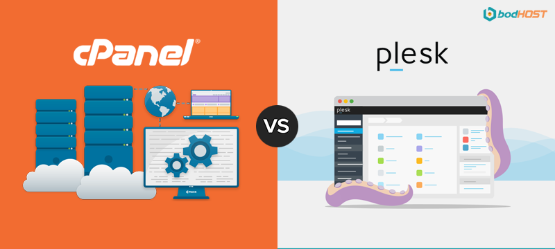 FUNCTIONALITIES & FEATURES cPanel vs Plesk