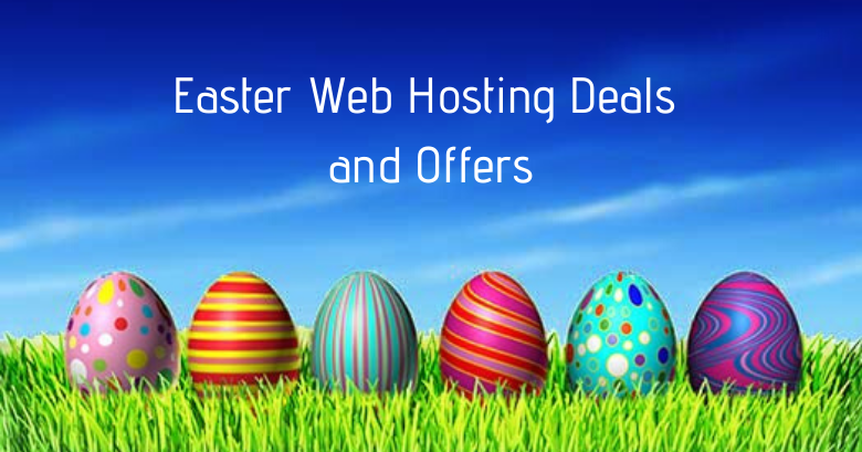 Easter Web Hosting Deals and Offers