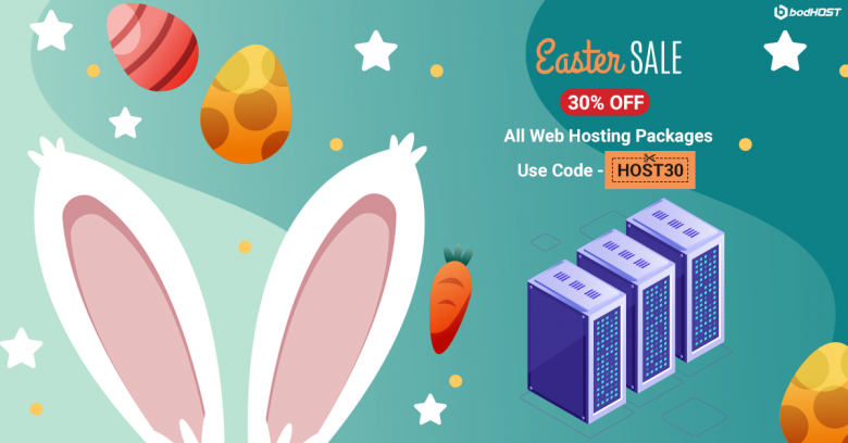 Easter Web Hosting Offer