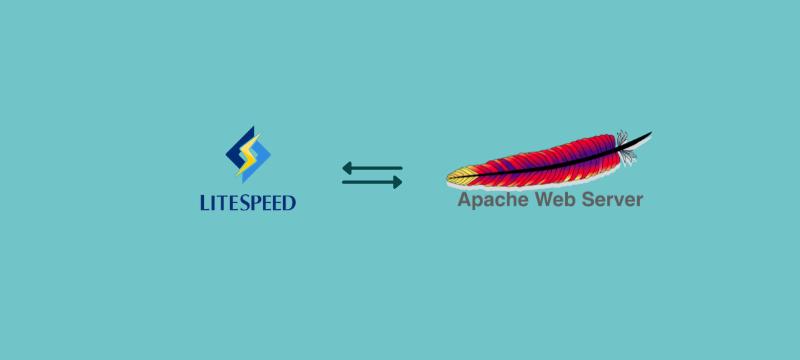 WHM -litespeed and Apache